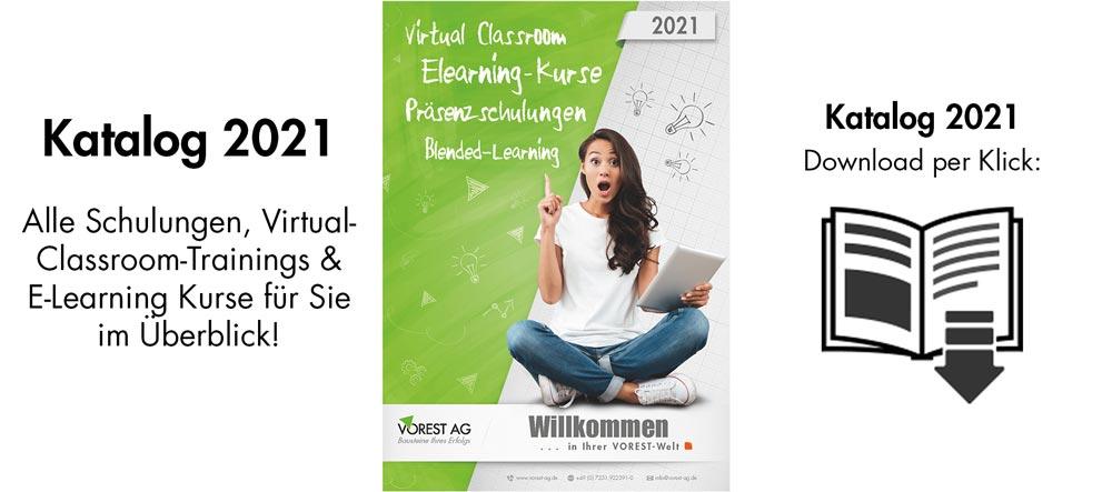 Download Gesamtkatalog der VOREST AG