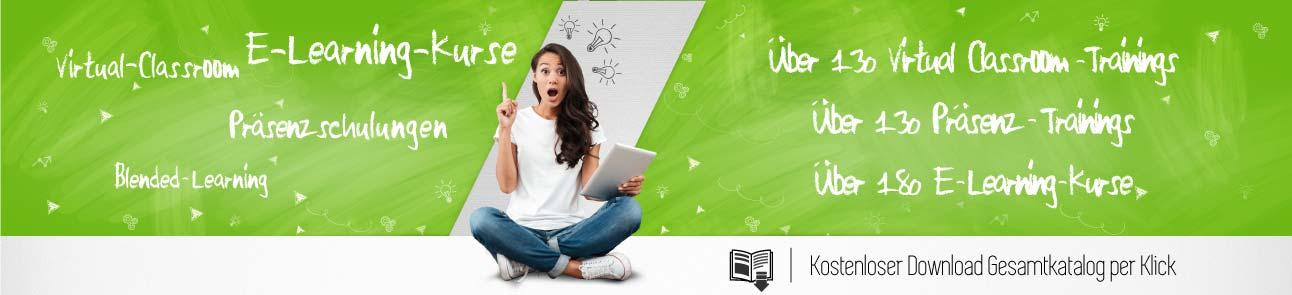E-Learning Kurse