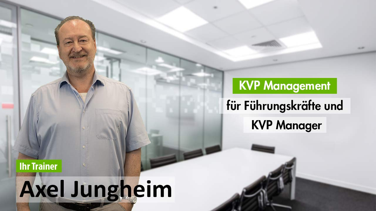 Präsenzschulung KVP Management