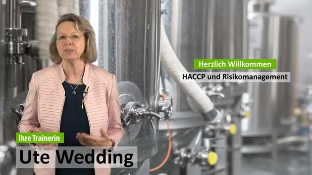 Präsenzschulung HACCP und Gefahrenanalyse